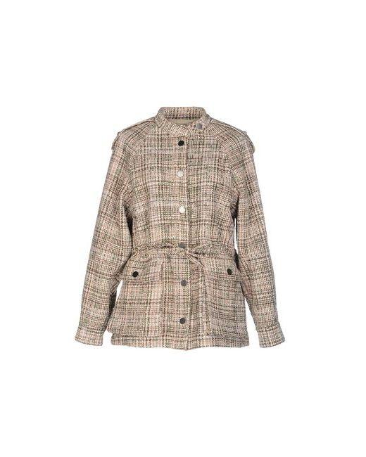 Mauro Grifoni | Женская Бежевая Куртка