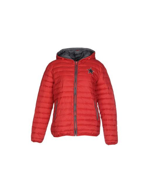Macchia J | Женская Красная Куртка