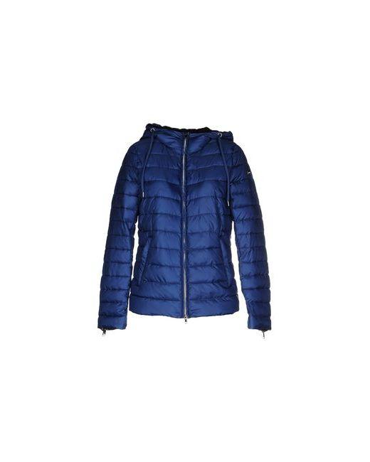 Dekker | Женская Синяя Куртка