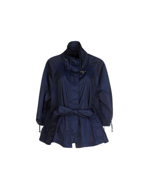 Fay   Женская Синяя Куртка