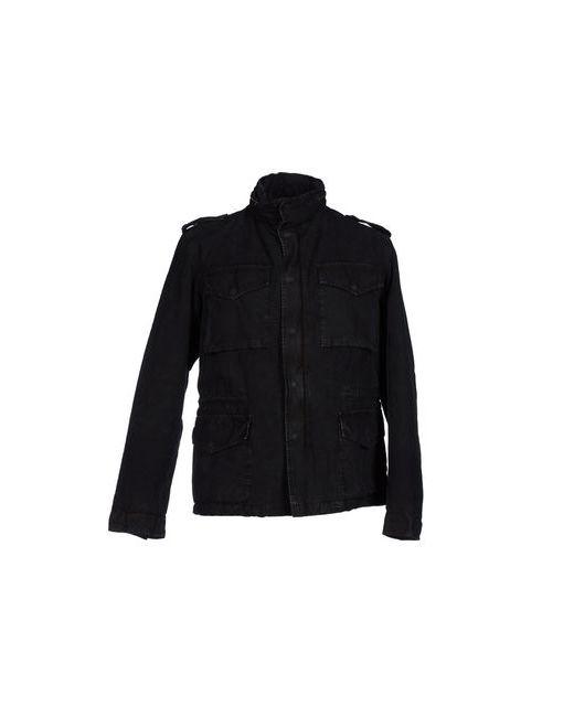 Vintage 55   Женская Чёрная Куртка