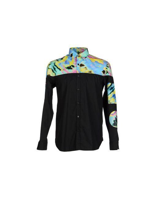 Love Moschino | Мужская Жёлтая Pубашка