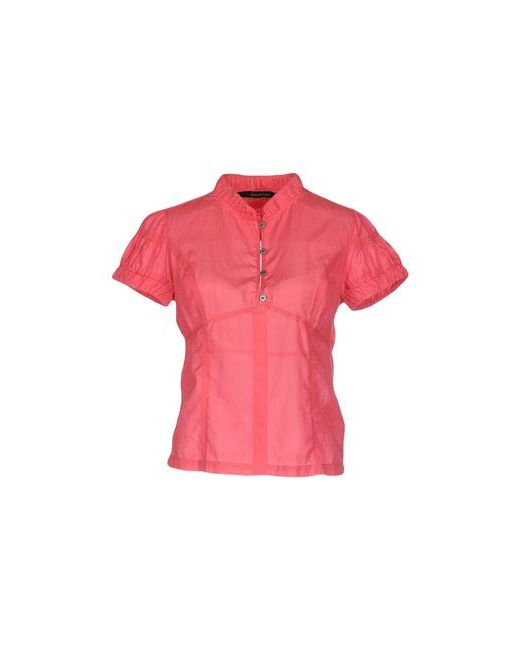 Calvin Klein Jeans | Женская Розовая Блузка
