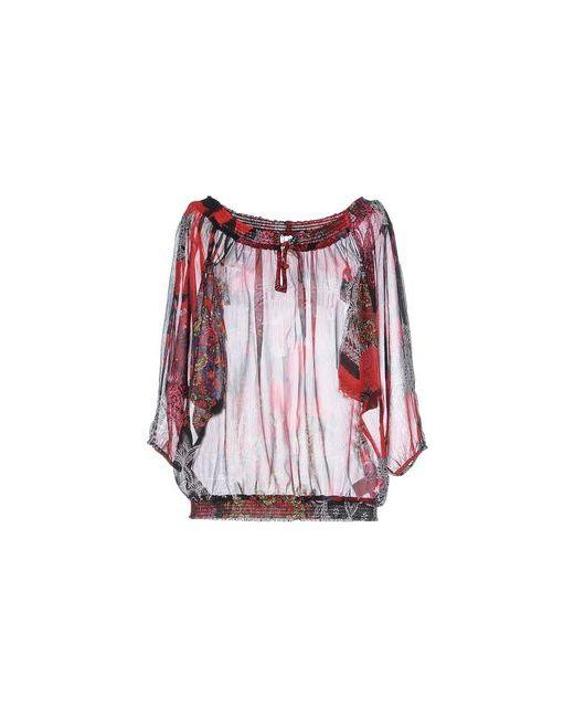 Desigual | Женская Красная Блузка