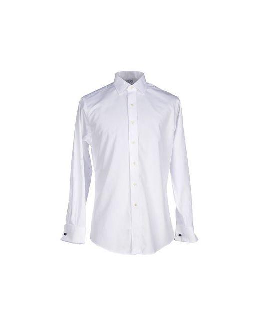 Brooks Brothers | Мужская Белая Pубашка