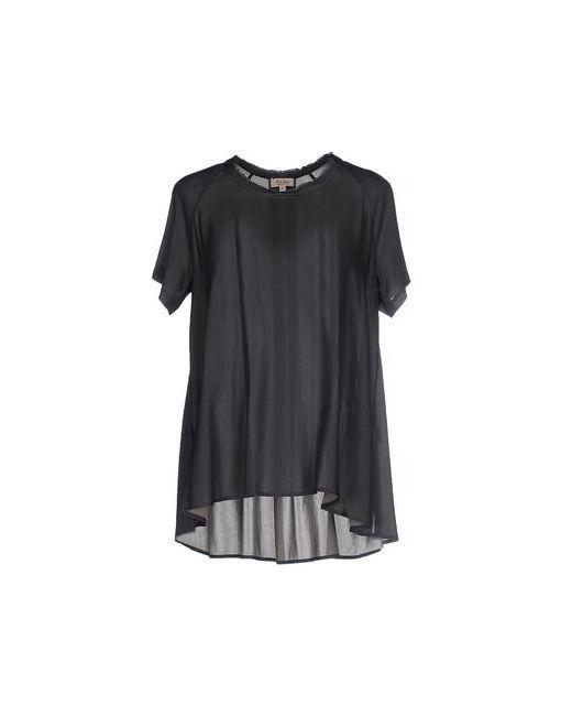 Her Shirt | Женская Чёрная Блузка