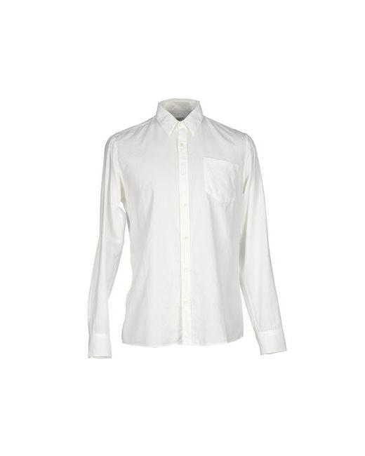 Dries Van Noten | Мужская Белая Pубашка