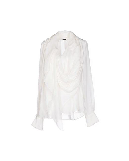 Plein Sud   Женская Белая Блузка