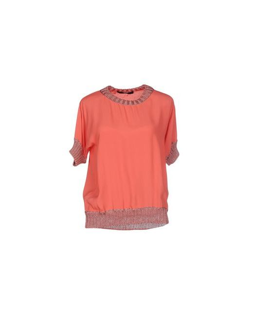 Blue Les Copains   Женская Розовая Блузка