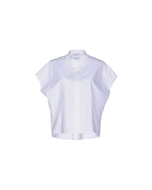 Zanetti 1965 | Мужская Белая Pубашка