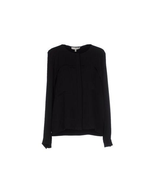 Iro | Мужская Чёрная Pубашка