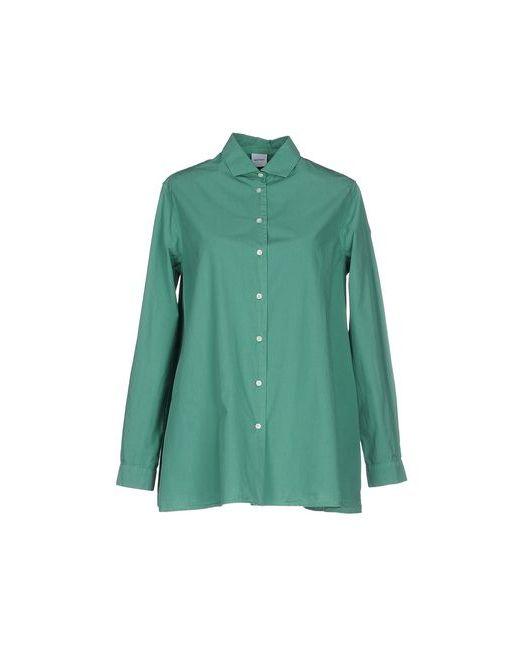 Aspesi   Мужская Зелёная Pубашка