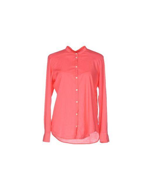 Hartford | Мужская Розовая Pубашка