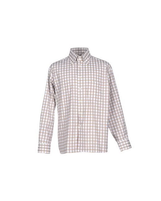 CASSERA   Мужская Белая Pубашка