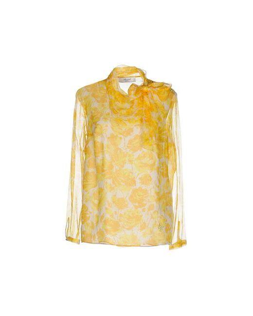 Blugirl Blumarine | Женская Жёлтая Блузка