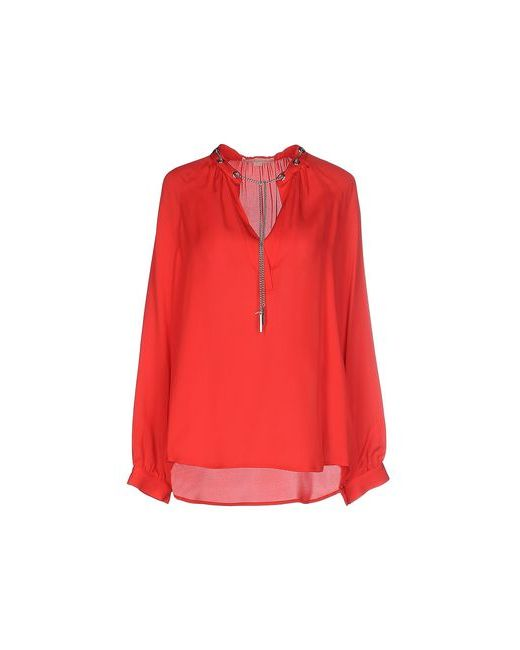 Michael Michael Kors | Женская Красная Блузка