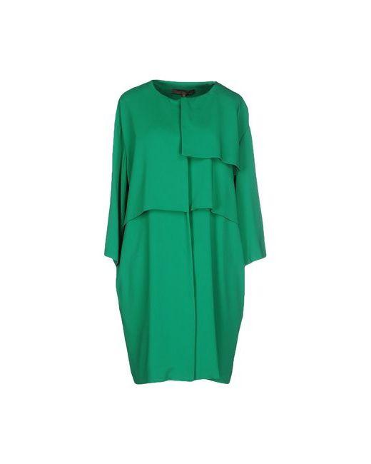 Space Style Concept | Женское Зелёное Легкое Пальто