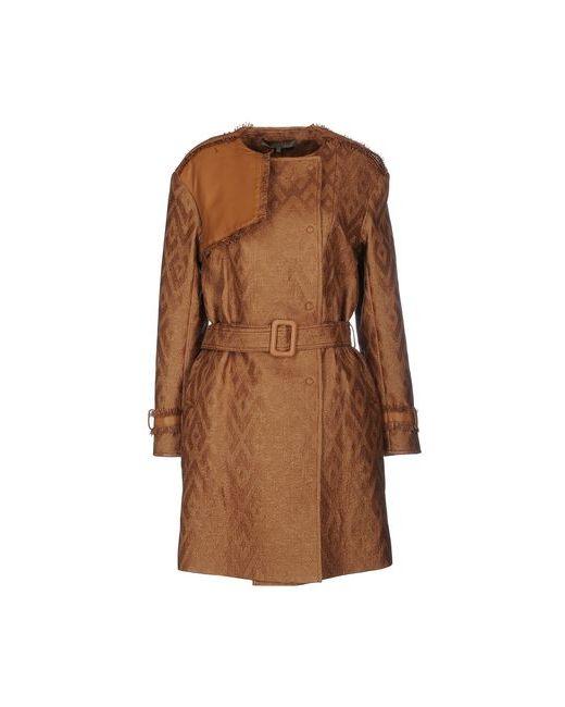 Space Style Concept | Женское Коричневое Легкое Пальто