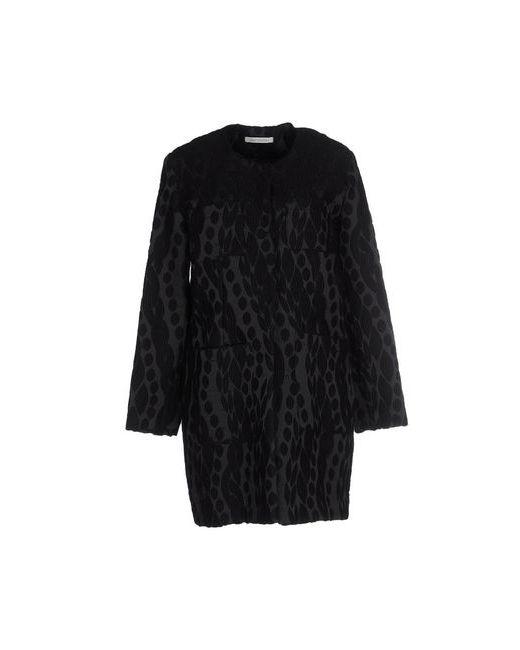 LABORATORIO | Женское Чёрное Легкое Пальто