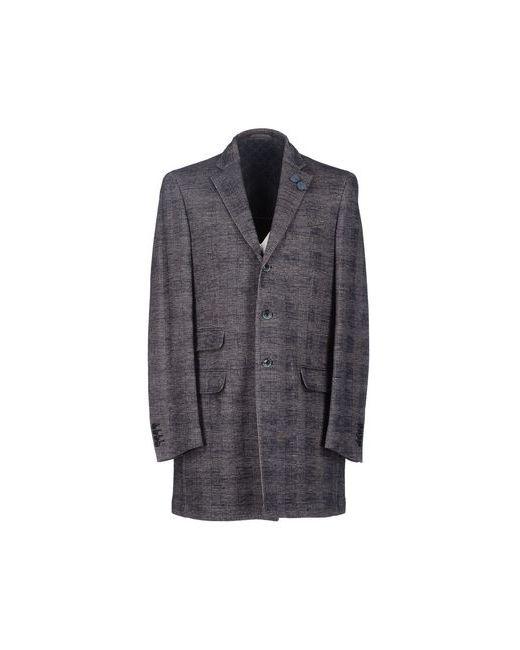Altea | Мужское Синее Пальто