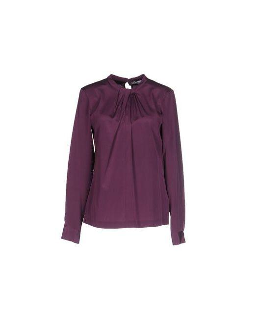 Caliban   Женская Фиолетовая Блузка