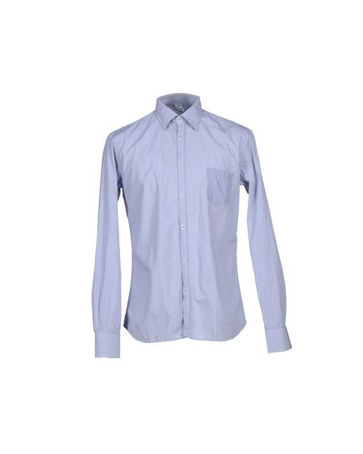 Etichetta 35 | Мужская Голуба Pубашка