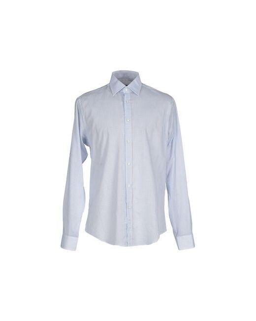 Brian Dales | Мужская Белая Pубашка