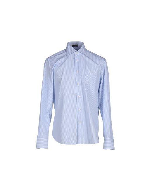 VALPEDO   Мужская Голуба Pубашка