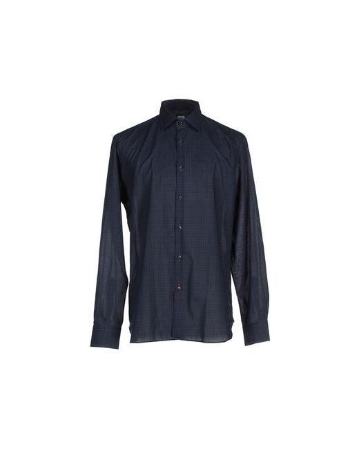 CÀRREL | Мужская Синяя Pубашка
