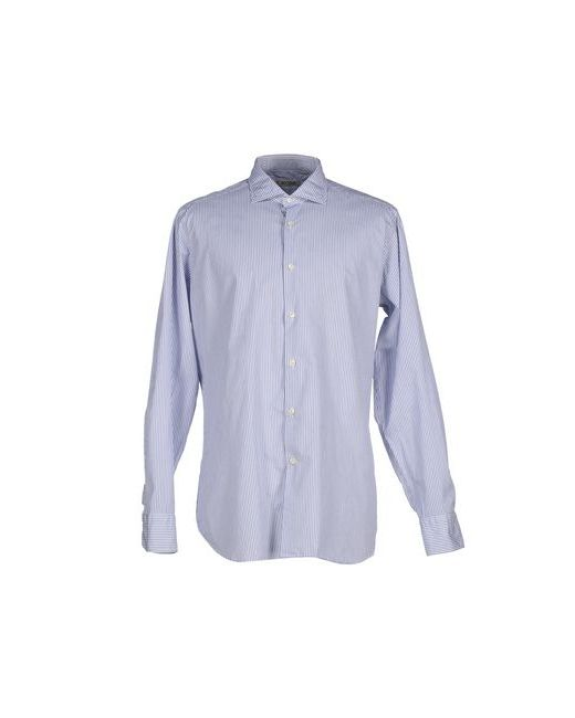 Roda | Мужская Белая Pубашка