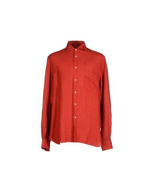 Aspesi | Мужская Красная Pубашка