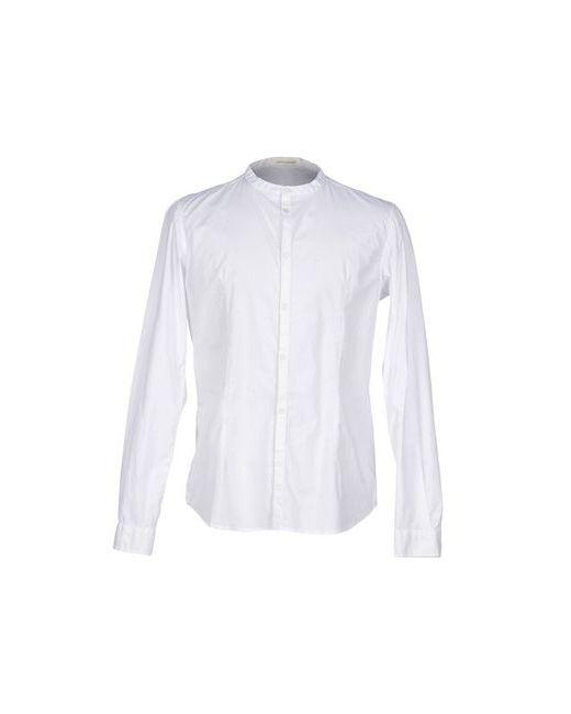 Officina 36 | Мужская Белая Pубашка
