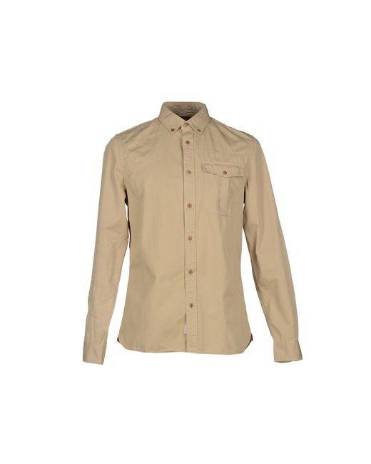 Woolrich | Мужская Песочная Pубашка