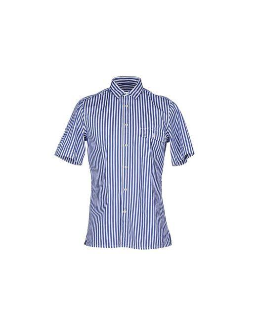 M.Grifoni Denim | Мужская Синяя Pубашка