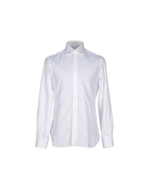 MATTABISCH | Мужская Белая Pубашка