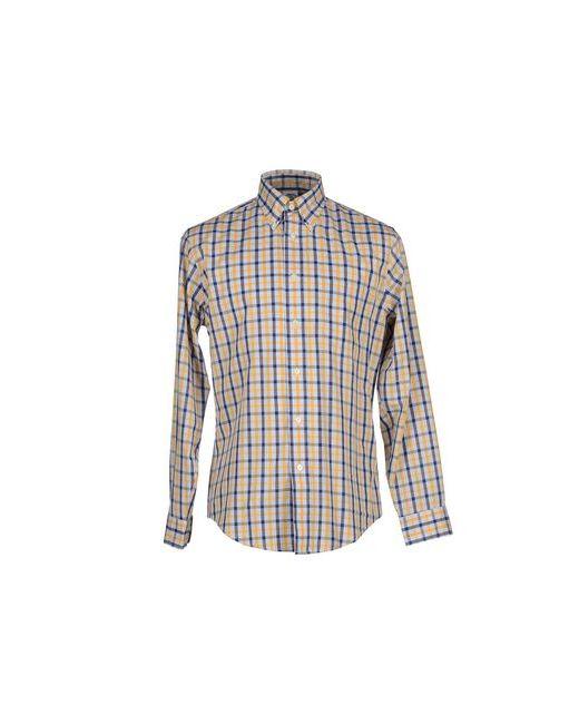 Brooks Brothers   Мужская Синяя Pубашка