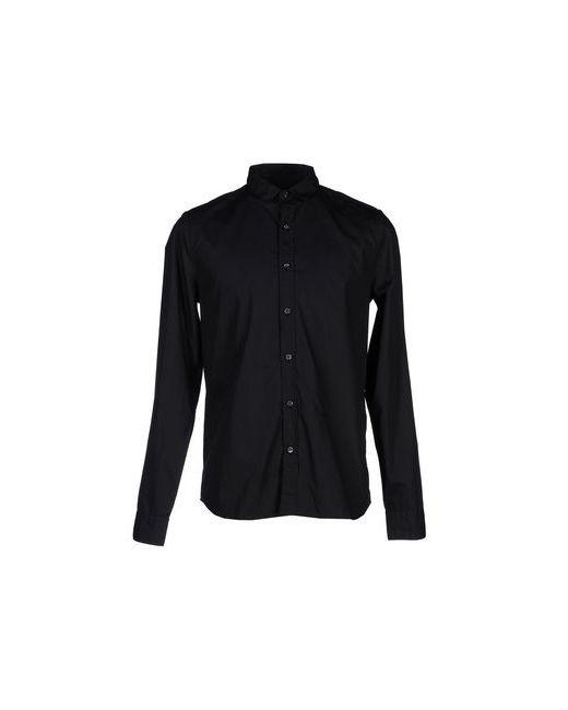 Pierre Balmain | Мужская Чёрная Pубашка