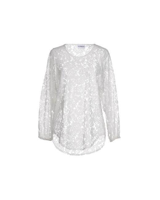 Ainea | Женская Белая Блузка