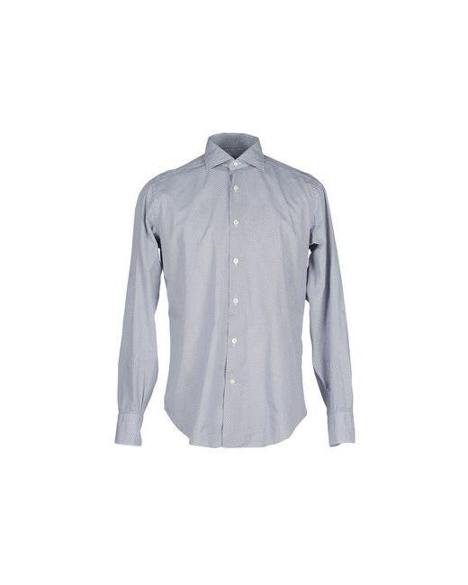 Roda | Мужская Синяя Pубашка