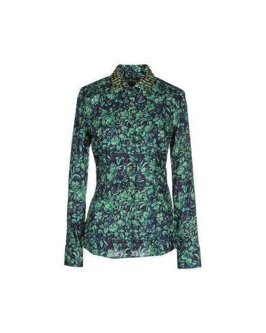 COAST WEBER & AHAUS | Мужская Зелёная Pубашка