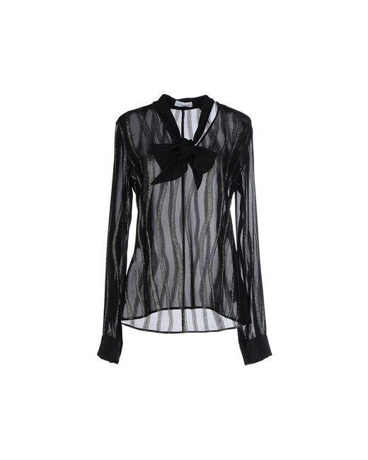 Costume National   Женская Чёрная Блузка
