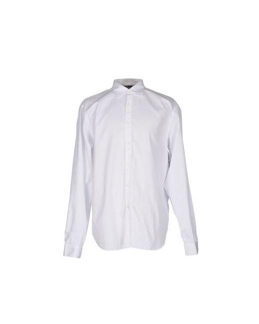 Love Moschino   Мужская Белая Pубашка