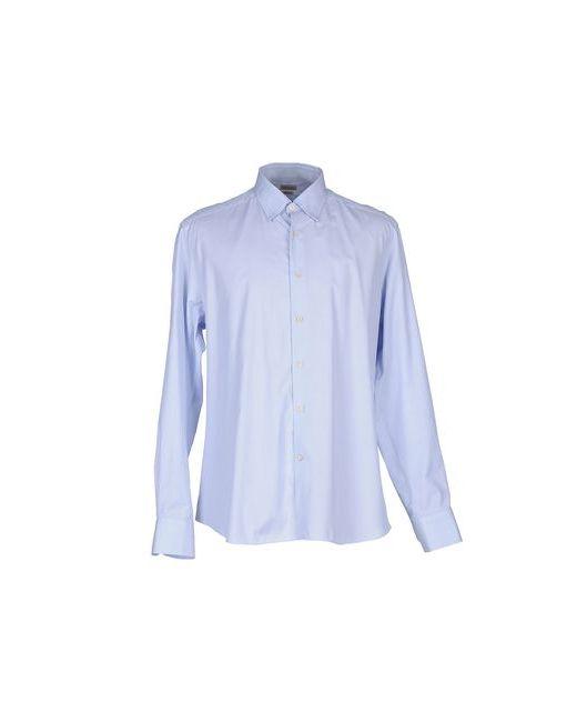 Bagutta   Мужская Голуба Pубашка