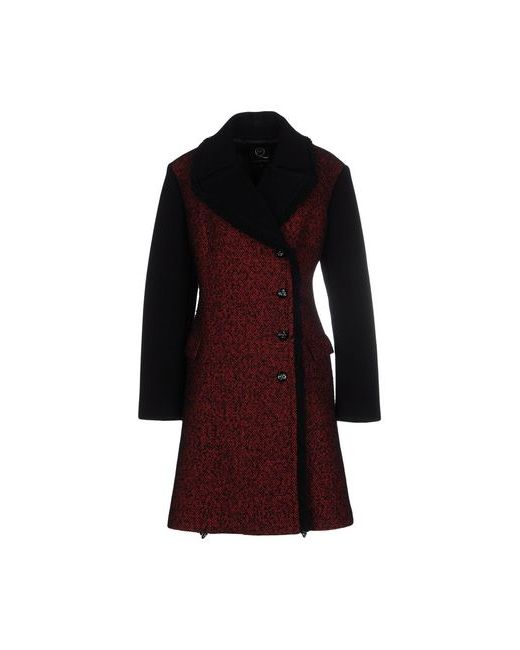 Mcq Alexander Mcqueen | Женское Чёрное Легкое Пальто