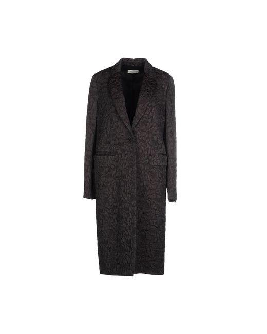 Dries Van Noten | Женское Чёрное Легкое Пальто