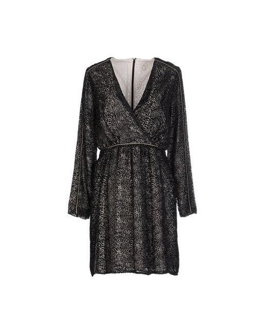 Hoss Intropia | Женское Серое Короткое Платье