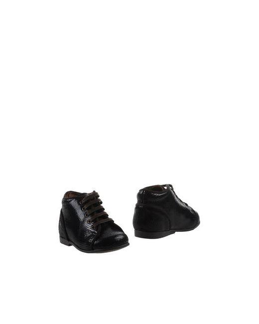 Bisgaard | Мужские Чёрные Полусапоги И Высокие Ботинки