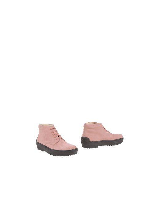 Gusella | Мужские Розовые Полусапоги И Высокие Ботинки