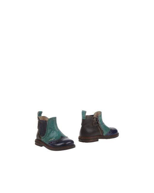 Momino | Мужские Синие Полусапоги И Высокие Ботинки