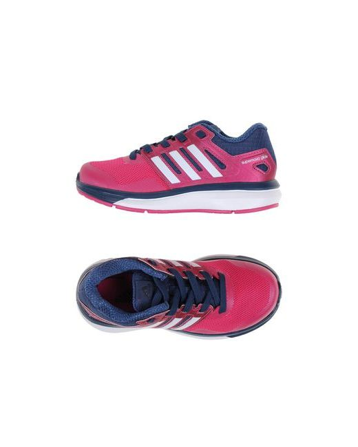 Adidas | Мужские Фуксии Низкие Кеды И Кроссовки